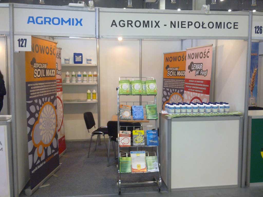 AGROSHOW Bednary 2016 - stoisko Agromix