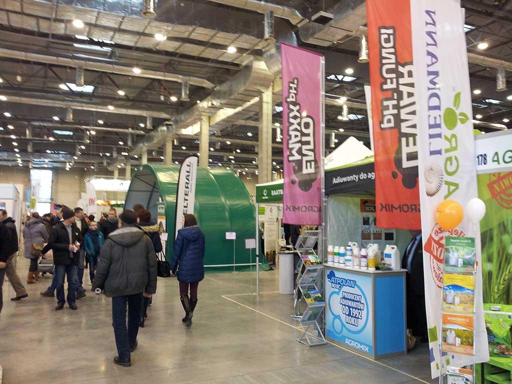 Agroshow Mazury 2017 - stoisko Agromix