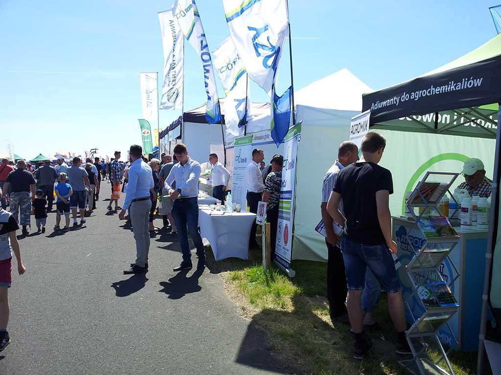 XVI Wystawa Rolnicza ZIELONE AGRO SHOW 2017 - stoisko Agromix - 2