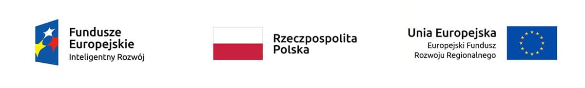 logo UE, Rzeczpospolita Polska, Fundusze Europesjkie
